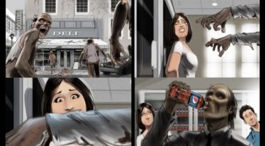 storyboard_storyboarding_concept_art_zombie_zombies_terry_brown