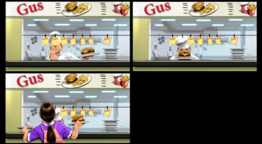 storyboard_storyboarding_concept_art_terry_brown_fast_food_diner