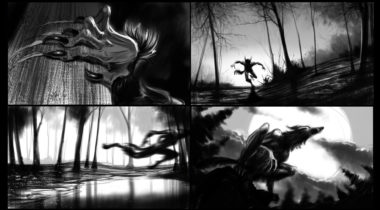 storyboard_storyboarding_storyboards_concept_art_terry_brown_ware_wolf_2